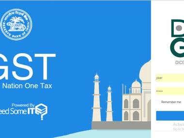 Reserve Bank of India GST Portal