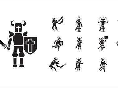 Fantasy Icons (Vector)