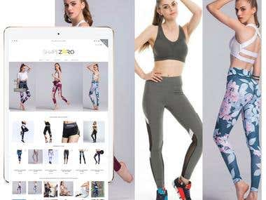 Shopify Custom Website Design