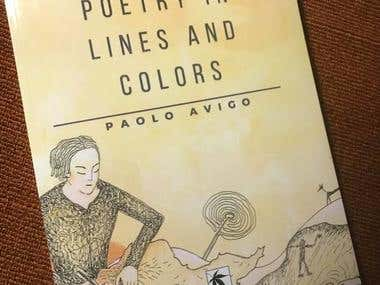 Picture Book - Poetry in lines and colors - Toku Publishing