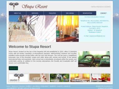 Stupa Website