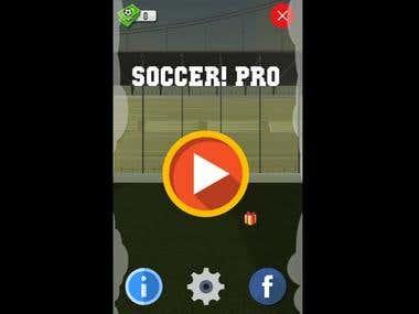 Score Pro! [Football Game]