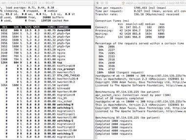 Server Benchmarking