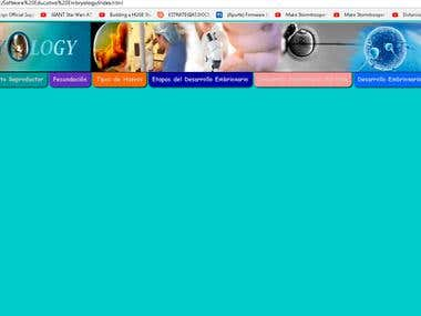 Software Educativo de Embriologia (DEMO)