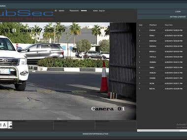 Car Number Tracking Project