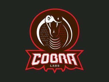 Logo snake 4