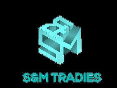 3D/2D Logo