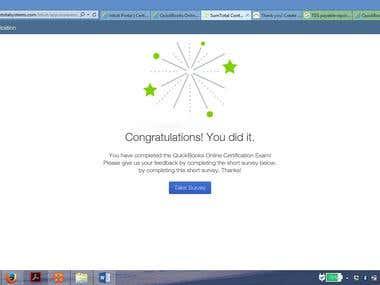 Quickbooks Online Pro Advisor