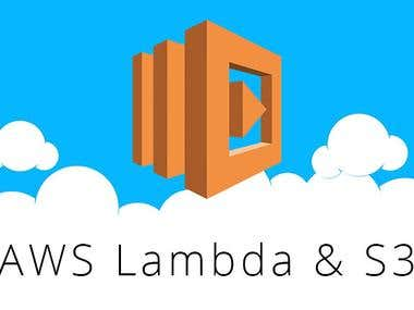 Massive Processing (using AWS Lambda Functions)