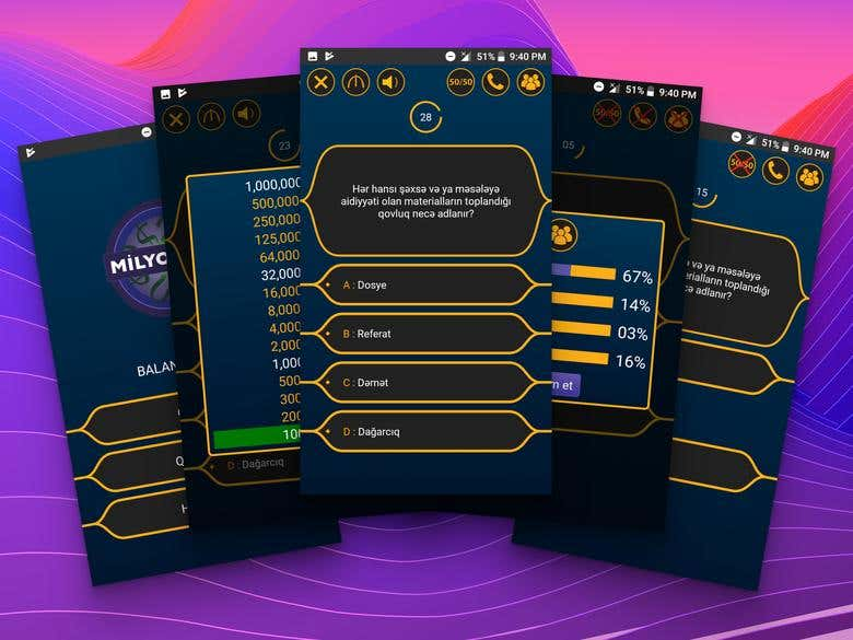 Quiz Game | Freelancer