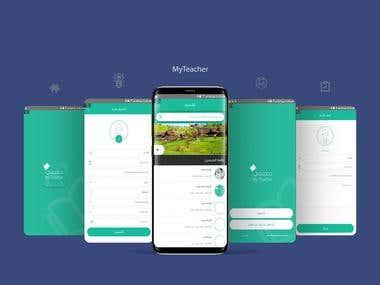 MyTeacher App