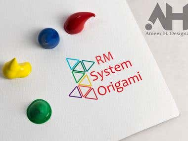 RM Systems Origami Logo