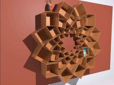 Modelado 3D creativo