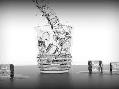 Beverage render