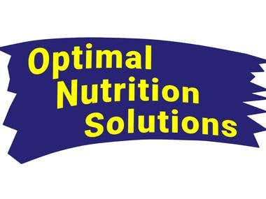 Logo for a nutritional supplements brand.