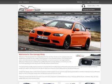 EGR supplies website base in Australia