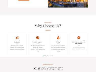 iPropertySoft web app