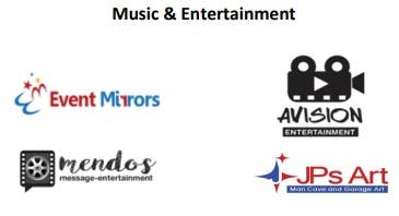 Logo - Music & Entertainment Sector