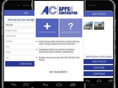 Apps Contractor