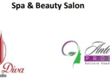 Logo - Spa & Beauty Salon Sector