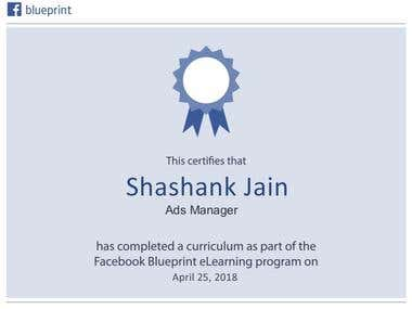 Facebook Ad Certification