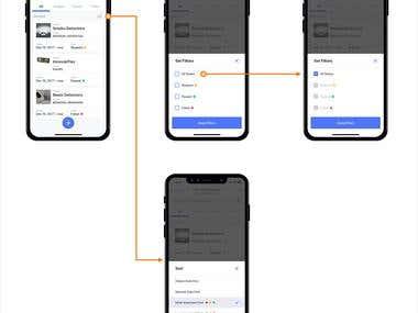 Fire-n-Spec Mobile App UX