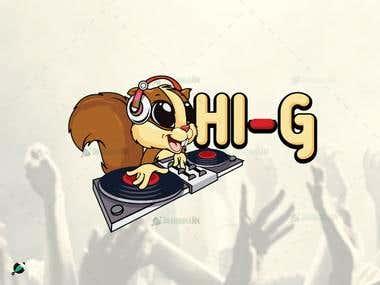 HI-G logo