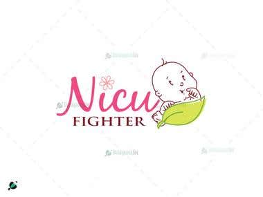 Nicu Fighter logo