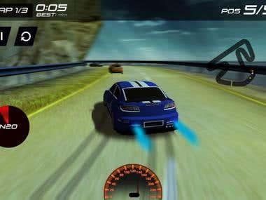 Ultimate car racing