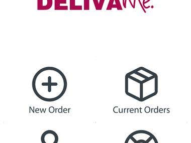 DelivaMe - End-To-End Delivery Solution [Google Play]