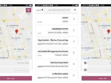 Uber Clone App