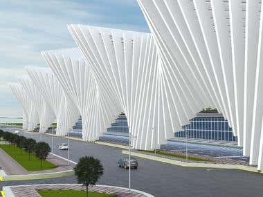 Airport Architecture Project