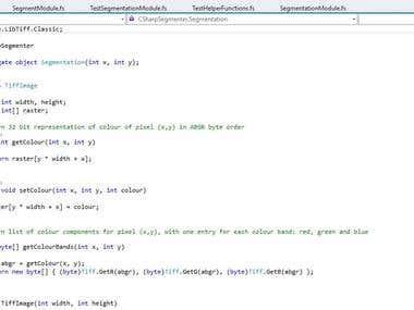 C# Desktop