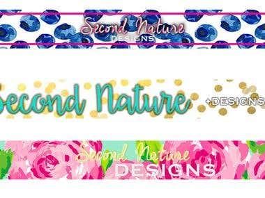Etsy Shop Logo Designs