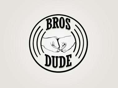LOGO - Bros Dude