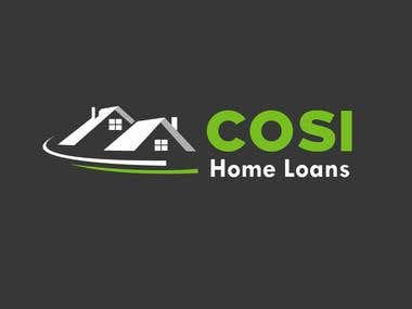 LOGO COSI HOMES