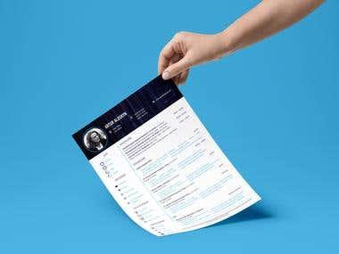 CV / Resume in PDF