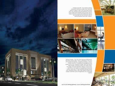 Brochure design - Prime Construction
