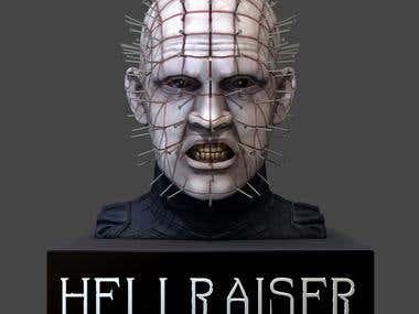 Hellraiser - Collectors edition figurine