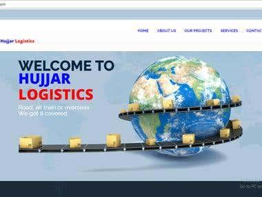 Hujjar Logistics