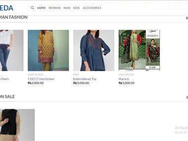 Al-Syeda E-Commerce
