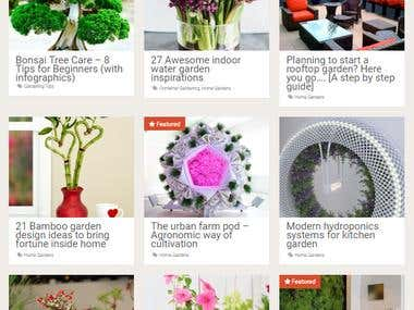 Small Garden Ideas-Website
