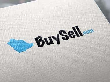 Buysell Logo design