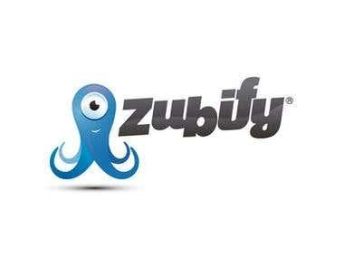 Brand Logo - Designed By Kaaf Media Network
