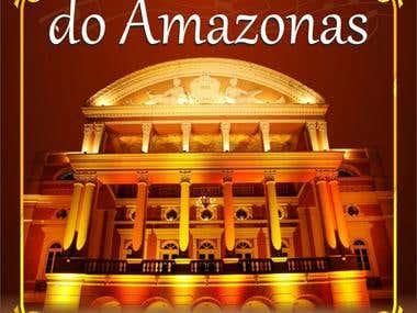 Banner Theater Amazon/Manaus
