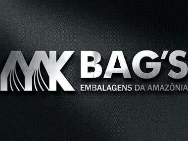 Mk Bags Logotype