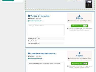 Desarrollo y programación del sitio Dirinmgo.com