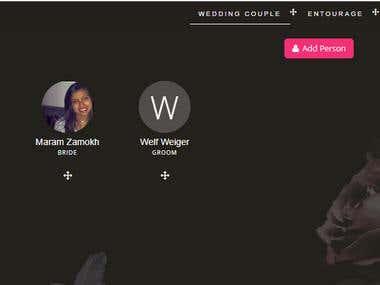 Website Editor(AppyCouple)