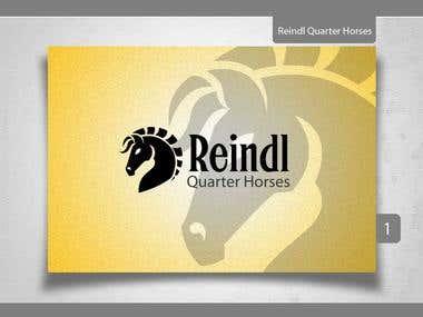 Reindl Quarter Horses