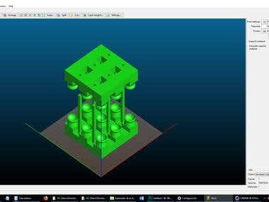 Correct 3d model for 3d print